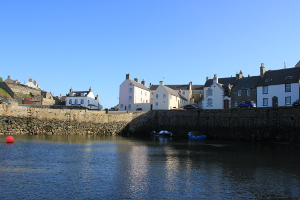 Creel holiday cottage Portsoy Aberdeenshire.